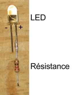 Led resistance 12v