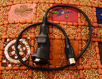 Adapter Midi-XLR Inteface-Z