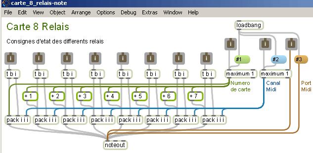 relais 2rt